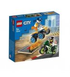 LEGO CITY 60255 L'EQUIPE DE CASCADEURS