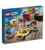 LEGO CITY 60258 L'ATELIER DE TUNING
