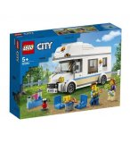 LEGO CITY 60283 LE CAMPING-CAR DE VACANCES