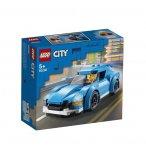 LEGO CITY 60285 LA VOITURE DE SPORT