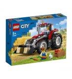 LEGO CITY 60287 LE TRACTEUR