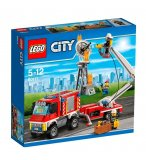 LEGO CITY EXCLUSIVITE 60111 LE CAMION D'INTERVENTION DES POMPIERS