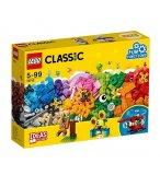 LEGO CLASSIC 10712 LA BOITE DE BRIQUES ET D'ENGRENAGES LEGO