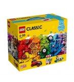 LEGO CLASSIC 10715 LA BOITE DE BRIQUES ET DE ROUES LEGO