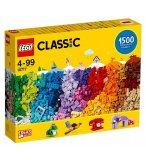 LEGO CLASSIC 10717 DES BRIQUES A GOGO !