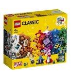 LEGO CLASSIC 11004 LES FENETRES CREATIVES