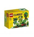 LEGO CLASSIC 11007 BRIQUES CREATIVES VERTES