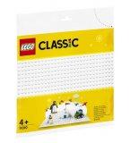 LEGO CLASSIC 11010 LA PLAQUE DE BASE BLANCHE