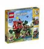 LEGO CREATOR 31053 LES AVENTURES DANS LA CABANE DANS L'ARBRE