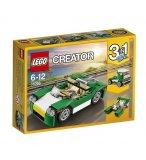 LEGO CREATOR 31056 LA DECAPOTABLE VERTE