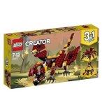 LEGO CREATOR 31073 LES CREATURES MYTHIQUES