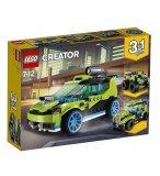 LEGO CREATOR 31074 LA VOITURE DE RALLYE
