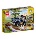 LEGO CREATOR 31075 LES AVENTURES TOUT-TERRAIN
