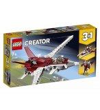 LEGO CREATOR 31086 L'AVION FUTURISTE