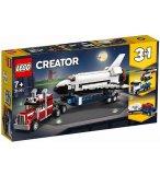 LEGO CREATOR 31091 LE TRANSPORTEUR DE NAVETTE