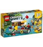 LEGO CREATOR 31093 LA PENICHE AU BORD DU FLEUVE