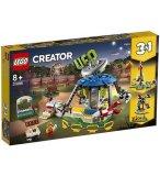 LEGO CREATOR 31095 LE MANEGE DE LA FETE FORAINE