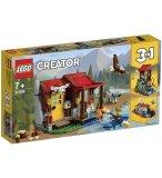 LEGO CREATOR 31098 LE CHALET DANS LA NATURE