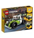 LEGO CREATOR 31103 LE CAMION-FUSEE