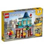 LEGO CREATOR 31105 LE MAGASIN DE JOUETS DU CENTRE-VILLE