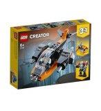 LEGO CREATOR 31111 LE CYBER DRONE