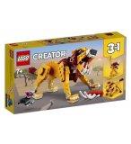 LEGO CREATOR 31112 LE LION SAUVAGE