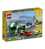 LEGO CREATOR 31113 LE TRANSPORTEUR DE VOITURES DE COURSE
