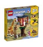 LEGO CREATOR 31116 LA CABANE DANS L'ARBRE DU SAFARI