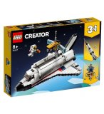 LEGO CREATOR 31117 L'AVENTURE EN NAVETTE SPATIALE