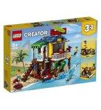 LEGO CREATOR 31118 LA MAISON SUR LA PLAGE DU SURFEUR