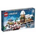 LEGO CREATOR EXPERT 10259 LE VILLAGE D'HIVER