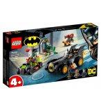 LEGO DC COMICS 76180 BATMAN CONTRE LE JOKER : COURSE-POURSUITE EN BATMOBILE