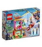 LEGO DC SUPER HERO GIRLS 41231 LE SAUVETAGE D'HARLEY QUINN