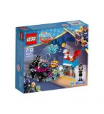 LEGO DC SUPER HERO GIRLS 41233 LE TANK DE LASHINA