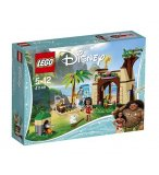 LEGO DISNEY 41149 L'AVENTURE SUR L'ILE DE VAIANA