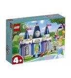 LEGO DISNEY 43178 LA CELEBRATION AU CHATEAU DE CENDRILLON