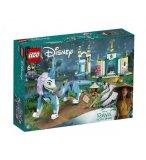 LEGO DISNEY 43184 RAYA ET LE DRAGON SISU