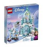 LEGO DISNEY FROZEN 43172 LE PALAIS DES GLACES MAGIQUE D'ELSA