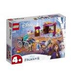 LEGO DISNEY FROZEN II 41166 L'AVENTURE EN CALECHE D'ELSA