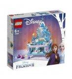 LEGO DISNEY FROZEN II 41168 LA BOITE A BIJOUX D'ELSA