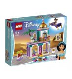 LEGO DISNEY PRINCESS 41161 LES AVENTURES AU PALAIS DE JASMINE ET ALADDIN