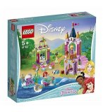 LEGO DISNEY PRINCESS 41162 LA CELEBRATION ROYALE D'ARIEL, AURORE ET TIANA
