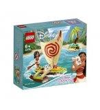 LEGO DISNEY PRINCESS 43170 L'AVENTURE EN MER DE VAIANA