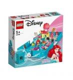 LEGO DISNEY PRINCESS 43176 LES AVENTURES D'ARIEL DANS UN LIVRE DE CONTES