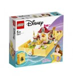 LEGO DISNEY PRINCESS 43177 LES AVENTURES DE BELLE DANS UN LIVRE DE CONTES