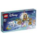 LEGO DISNEY PRINCESS 43192 LE CAROSSE ROYAL DE CENDRILLON
