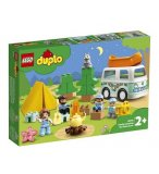 LEGO DUPLO 10946 AVENTURES EN CAMPING-CAR EN FAMILLE