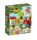 LEGO DUPLO 10950 LE TRACTEUR ET LES ANIMAUX DE LA FERME