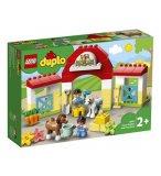 LEGO DUPLO 10951 L'ECURIE ET LES PONEYS