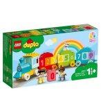 LEGO DUPLO 10954 LE TRAIN DES CHIFFRES - APPRENDRE A COMPTER